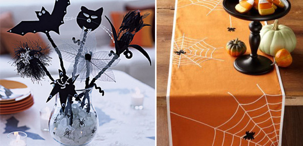 halloween table decoration ideas - Halloween Table Decorating Ideas