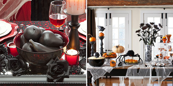 luxury halloween decorating ideas - High End Halloween Decorations