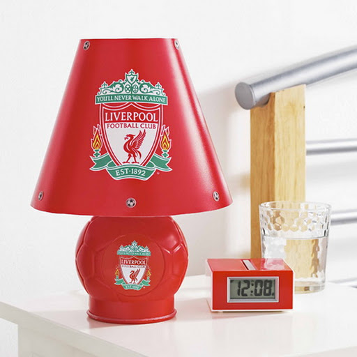 Liverpool FC Lamp Furniture