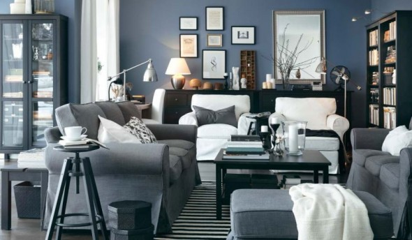 Ikea Living Room 2014 Fair Trendy Living Room Ikea 2014 Catalogue Review