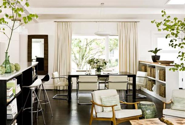 Dining Space-Natural Concept – Home Decorating, Interior Design ...