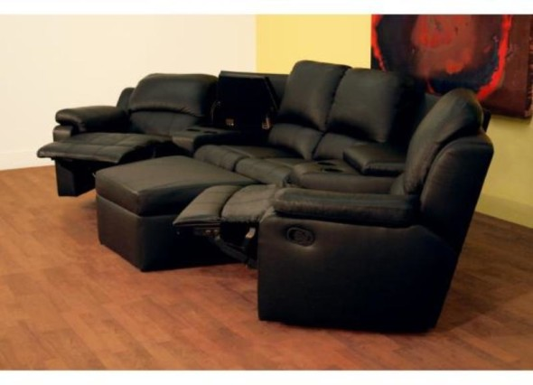 the best home theater seating. Black Bedroom Furniture Sets. Home Design Ideas