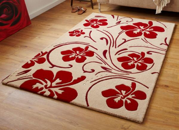 Impressive Floral Rug Designs Get Your Perfect Types Of Rugs Inside Design
