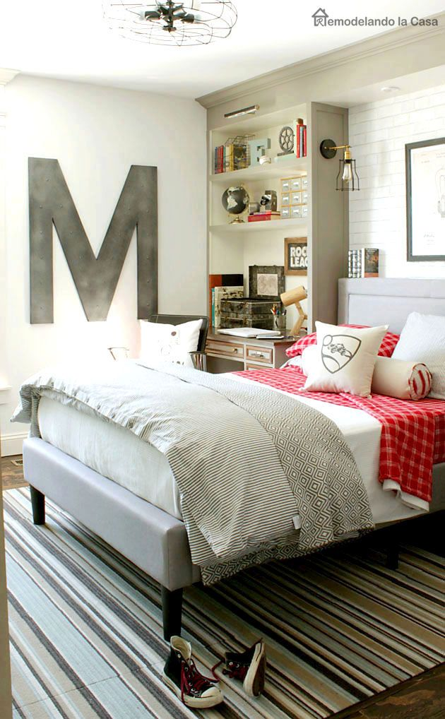 Home Decorating Show Me Your Teen Boy Room Part 8 Modernholic